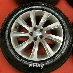 18 Genuine Land Rover Discovery Sport Evoque Range Alloy Wheels Tyres