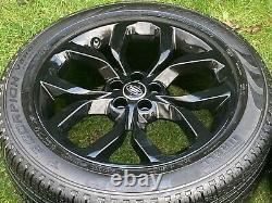 19 Genuine Range Rover Velar Evoque Discovery Sport Alloys Wheels Tyres