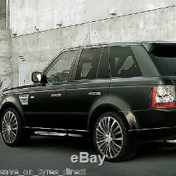 191 Gunmetal Range Rover Sport Alloy Wheel Tyres 20 Landrover Discovery 2754520