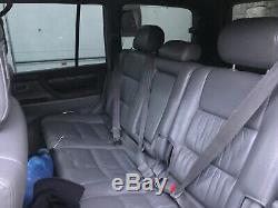 1998 Toyota Amazon V8 LPG 4WD 7 Seat (Land Cruiser/Shogun/Range Rover/Discovery)