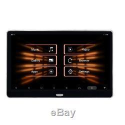 1x 11.6 HD Android Car Seat Headrest Monitor 2GB/16GB Quad-Core WIFI HDMI Radio
