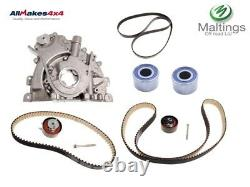 2.7 Tdv6 Timing Belt Kit Complete With Oil Pump Discovery 3 Range Rover Sport