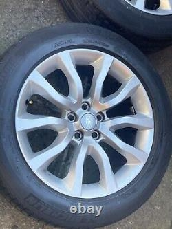 20 Genuine Range Rover Sport Vogue Discovery Vw Transporter Alloy Wheels Tyres
