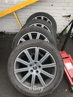 20 Genuine Range Rover Vouge/sport/discovery 4 Wheels Stromer Alloys & Tyres X4