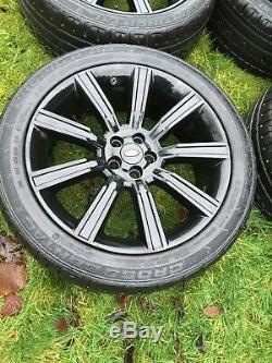 20 Land Rover Range Rover Evoque Autobiography Dynamic Alloy Wheels Svr Tyres