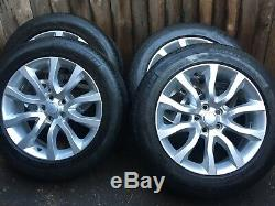 20 Range Rover Discovery Vogue Sport Alloy Wheels Tyres Vw Transporter Amarok