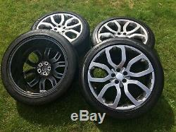 20 Range Rover Evoque Discovery Sport Dynamic Autobiography Alloy Wheels Tyres
