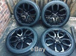 20 Range Rover Evoque Discovery Sport Velar Autobiography Alloy Wheels Tyres