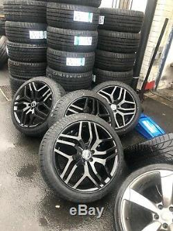 20 Range Rover Evoque / Velar / Discovery Sport Alloys & Tyres Set Of 4