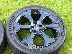 20 Range Rover Genuine Evoque Discovery Sport Velar Dynamic Alloy Wheels Tyres