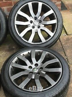 20 Range Rover Sport Autobiography Vw T6 T5 Transporter Alloy Wheels Tyres