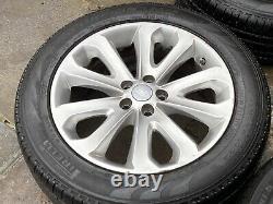 20 Range Rover Sport Vogue Discovery Alloy Wheels Pirelli Tyres Vw Amarok