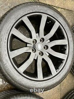 20 Range Rover Sport Vogue Discovery Vw Transporter T6 T5 Alloy Wheels Tyres