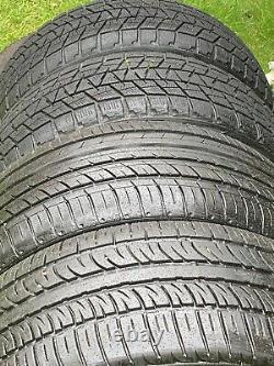 20 Range Rover Sport Vw Transporter T6 T5 T5.1 T32 Stormer Alloy Wheels Tyres