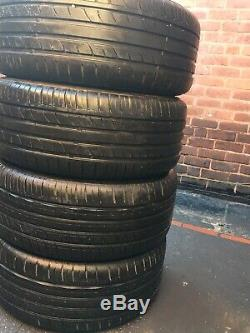 20 Vw Transporter T6 T5 T5.1 Range Rover Alloy Wheels Tyres 255 35 20 Tyres