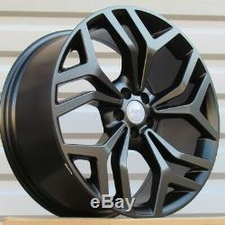 20 inch alloy wheels set for Land Rover Velar Evoque Discovery Sport 20 rims 9J