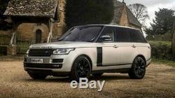 2018 Genuine OEM Range Rover Stormer 21 Alloy Wheel Vogue Sport Discovery Black