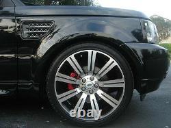 20x9.5 Wheels Fit Range Rover Discovery II LR3 LR4 HSE Sport 20 Inch Set 4