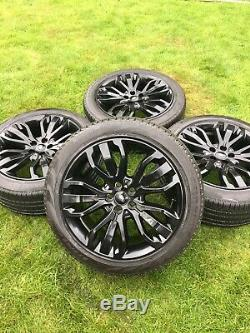 21 Genuine Range Rover Sport Vogue Discovery Svr L495 L405 Alloy Wheels Tyres