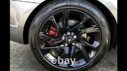 21 Genuine Range Rover Vogue Discovery Sport Alloy Wheels Pirelli Tyres