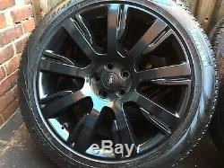 21 Land Rover Discovery Range Rover Vogue Sport Alloy Wheels Pirelli Tyres
