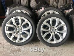 21 Land Rover Range Rover Discovery Vogue Sport Alloy Wheels Svr #23-1