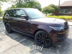 21 Land Rover Range Rover Sport Vogue Discovery Stormer Alloy Wheels Svr