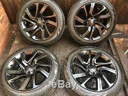 21 Range Rover Sport Vogue Autobiography L405 L494 L322 Discovery Alloy Wheels