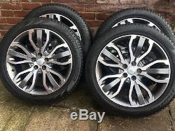 21 Range Rover Sport Vogue Dynamic L405 L494 Discovery L322 Alloy Wheels Tyres