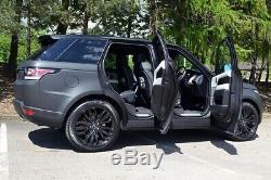 21 Range Rover Vogue Sport Discovery Alloy Wheels Pirelli Tyres Genuine Lr