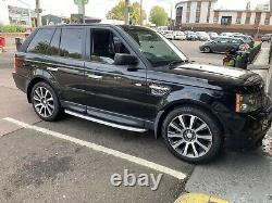 21 Range Rover Vogue Sport Discovery Alloy Wheels Pirelli Tyres Genuine Oem