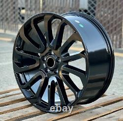 22 22x9.5 AUTOBIOGRAPHY FIT WHEELS LAND ROVER RANGE ROVER HSE SPORT DISCOVERY