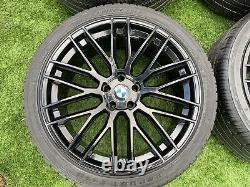 22 BMW X5 X6 Alloy wheels & Tyres Range Rover Sport Discovery 5x120 £