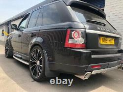 22 Genuine Lenso Esa Alloys Range Rover Sport/ Vouge/ Discovery Wheels & Tyres