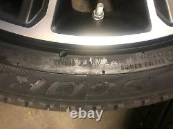 22 Genuine Range Rover 9012 Alloy Wheels And Pirelli Tyres Inc Tpms