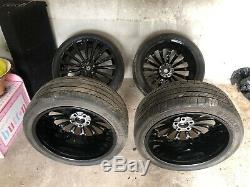 22 Hawke Chayton Alloys 4x4, Land Rover Range Rover, Discovery, Transporter