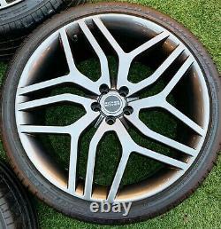 22 Inch Alloys Range Rover Velar Evoque Land Rover Discovery Sport Alloy Wheels