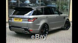 22 LAND ROVER RANGE ROVER VOGUE SPORT DISCOVERY l405 l494 ALLOY WHEELS SVR