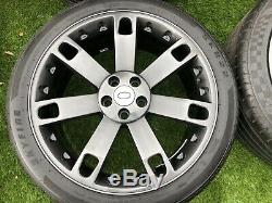 22 Land Rover Range Rover Sport Alloy wheels & Tyres 5x120 Discovery