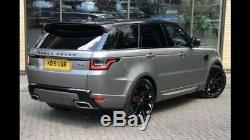 22 Land Rover Range Rover Vogue Sport Discovery Autobiography Alloy Wheels Svr