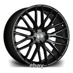 22 Mercedes Audi Bmw Vw Range Rover 300C RV126 Alloy Wheels Tyres 285/35r22
