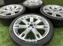 22 Range Rover Sport Discovery Alloy wheels & Tyres 5x120 £