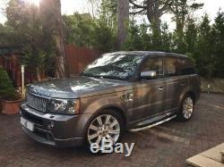 22 Range Rover Sport Vogue Discovery Svr Supercharged Alloy Wheels Tyres