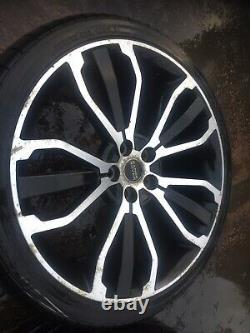 22 Rangerover Sport L320 L322 Discovery Alloy Wheels And Tyres