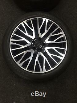 22 Velare Vlr01 Alloy Wheels And Tyres To Fit Range Rover Vogue Discovery Sport