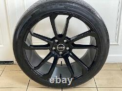 22hawke falkon black alloy wheels Tyres fits range rover sport discovery vogue