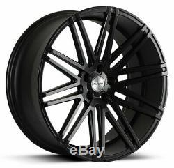 22reviera rv120 alloy wheels blk range rover sport disco vogue tyres bmw x5/x6