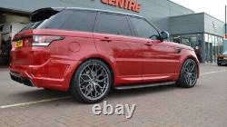 23 Range Rover Sport Vogue Discovery Defender Alloy Wheels Excellent Tyres