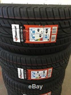 285/35/22 Tyres 2853522 NEW RANGE ROVER SPORT DISCOVERY BMW X5 POWERTRAC X4