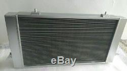 3Row Aluminium Radiator For Land Rover Range Rover/ Discovery 3.9L 4.0L V8 87-94